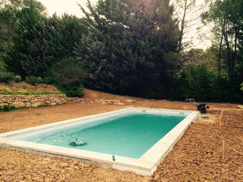 Garden Studio | Abords piscine